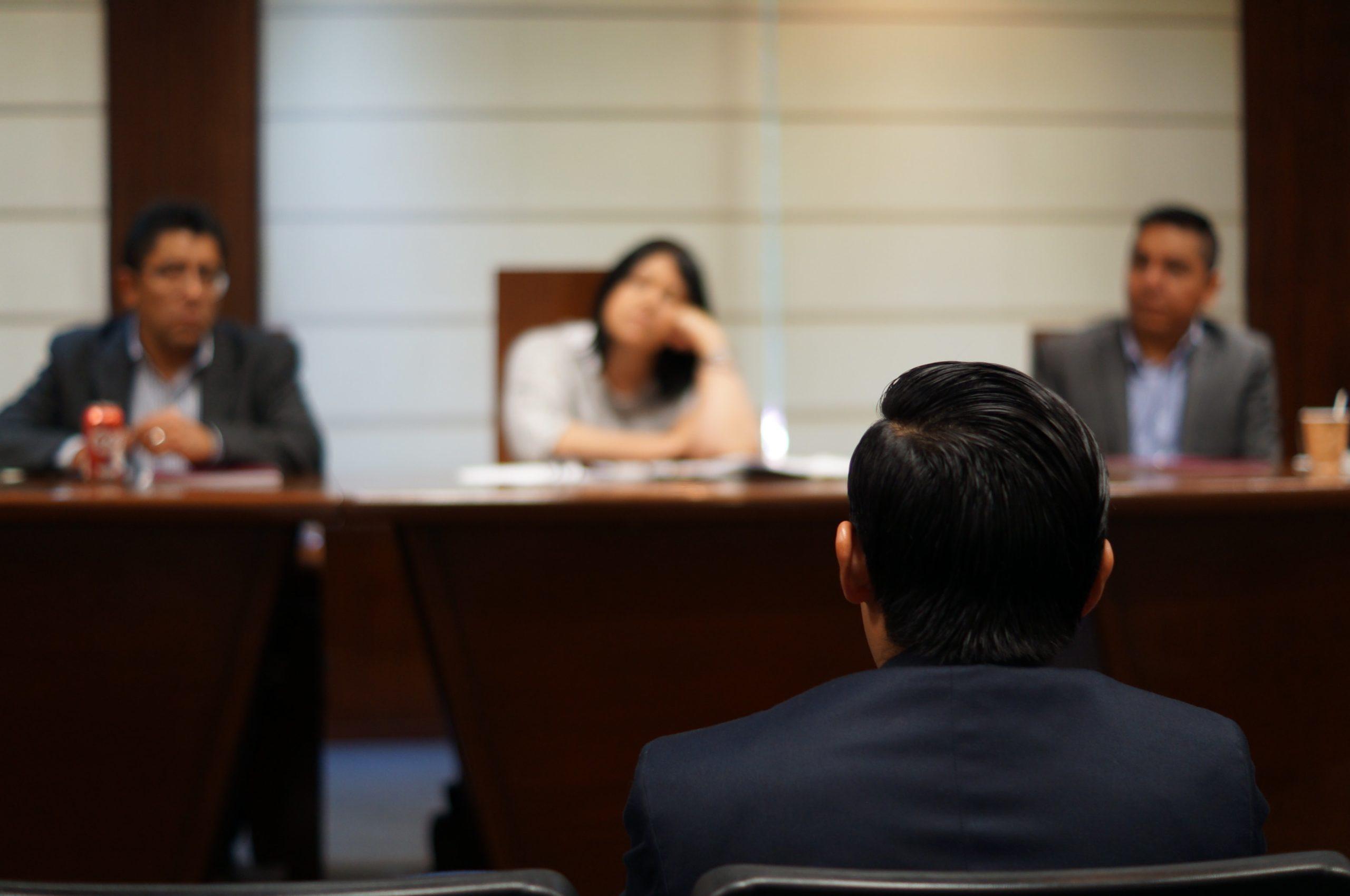 citación judicial como investigado